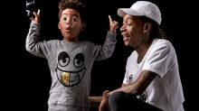 Wiz Khalifa on Son Sebastian's Style: 'Daddy Dresses Him Best!'
