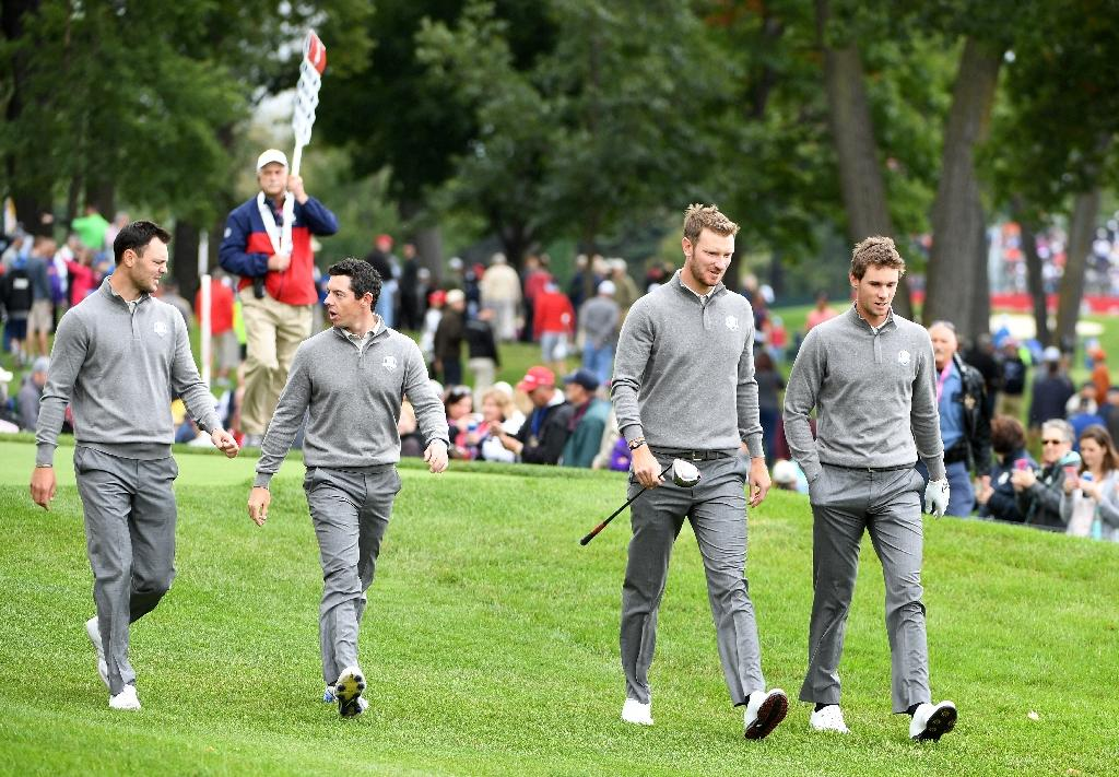 Europe rookies ready for impact in Ryder Cup debuts