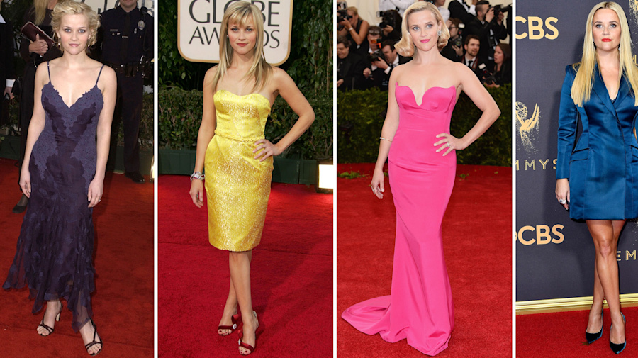 Reese Witherspoon Always Stuns on the Red Carpet—See Some of Her Best Looks