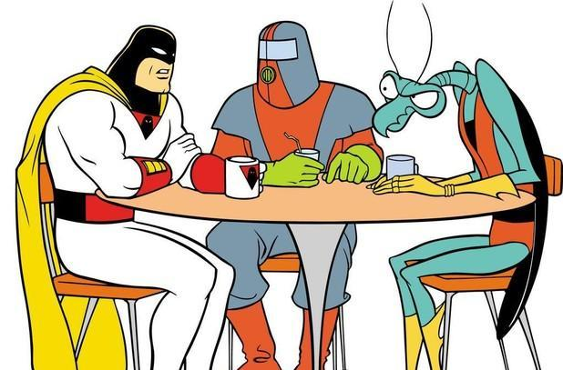Adult Swim streams 'Space Ghost' episodes for free