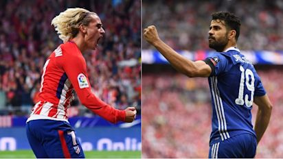 How Costa will combine with Griezmann