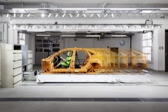 Volkswagen於狼堡總部成立安全測試研發中心