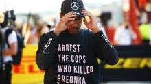 Lewis Hamilton condemns F1 for wanting excitement over driver safety