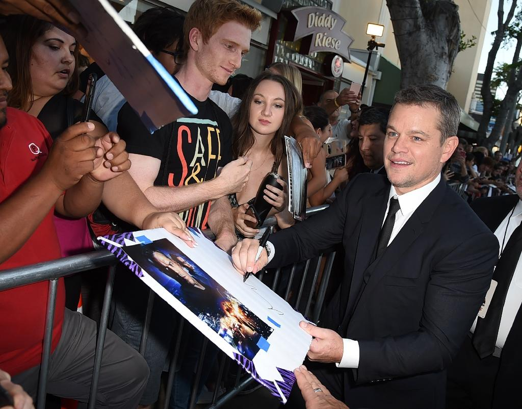 """An online petition demanding the dumping of Matt Damon's cameo in 2018 heist movie """"Ocean's 8"""" has nearly reached its goal of 17,000 signatures"""