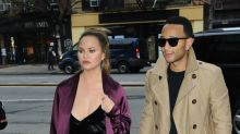 Chrissy Teigen Is the Latest to Wear a Robe as a Jacket