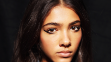 Trau dich: Bei der NYFW wird Eyeliner jetzt so cool getragen