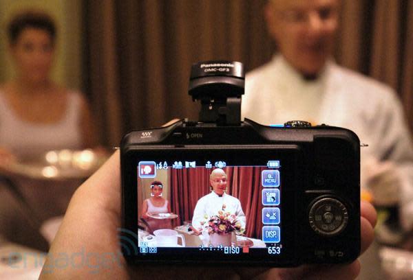 Panasonic Lumix GF3: sample photos and video
