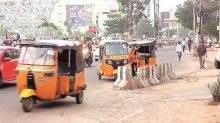 Hired drivers steer TSRTC buses, strike set to end soon