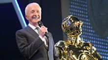 C-3PO performer Anthony Daniels didn't want to be in 'Star Wars' — then became the only actor to appear in all 11 movies. Here's his epic story.