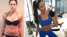 Fitness star opens up about her 'real' transformation