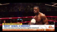 Critics calling Creed II a knockout hit