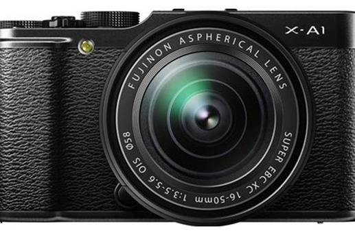 Leaked Fujifilm X-A1 hints at a more mainstream mirrorless camera