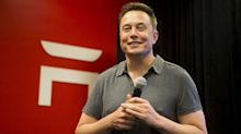 Tesla shares jump after Musk says company may have 'a record quarter on every level'