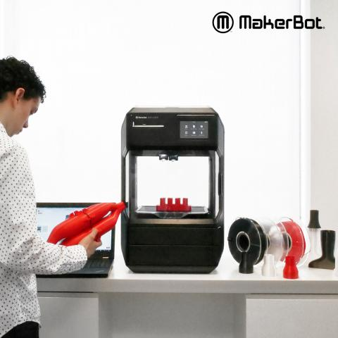MakerBot Expands METHOD Materials Offering with Durable and Chemical-Resistant PETG