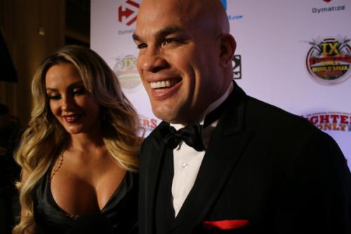 Tito Ortiz se aposentou do MMA em janeiro de 2017 - Diego Ribas