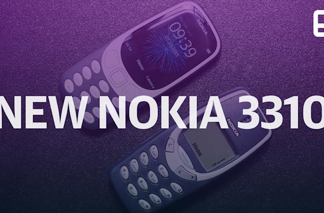 The new Nokia 3310: What's changed?