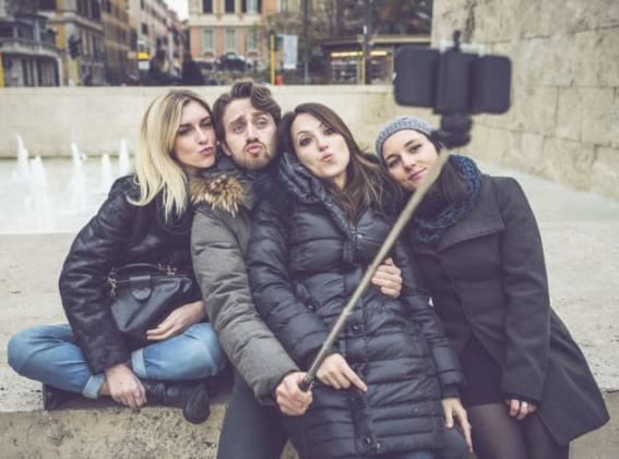 Nikon legitimizes the selfie stick once and for all