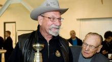 Clear the Track: Winger Eddie Shack entertained on and off the ice