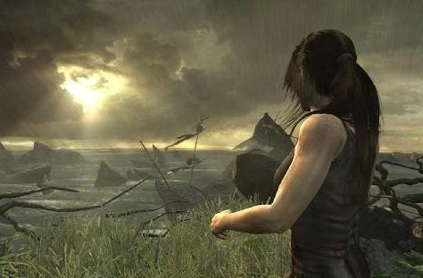 Joystiq Streams: Definitively playing Tomb Raider on PlayStation 4 [UPDATE: It's over!]