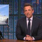 Al Franken: Late-Night Hosts Address Sexual Harassment Accusation Against Senator   THR News
