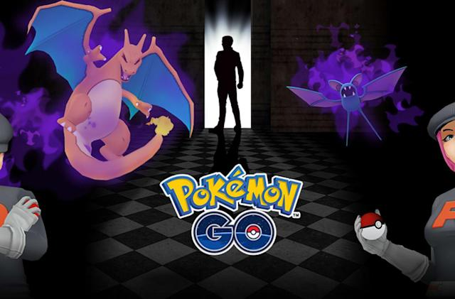 'Pokémon Go' has been invaded by Team Rocket's monsters