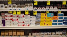Walmart hikes age to buy tobacco products, e-cigarettes to 21