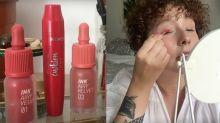 Necessárias: as mil e uma utilidades do lip tint