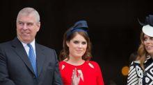Après sa sœur Beatrice, Eugenie d'York mise dans une très fâcheuse posture par leur père Andrew