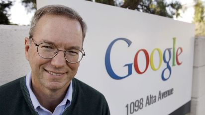 Google's ex-CEO predicts two separate internets