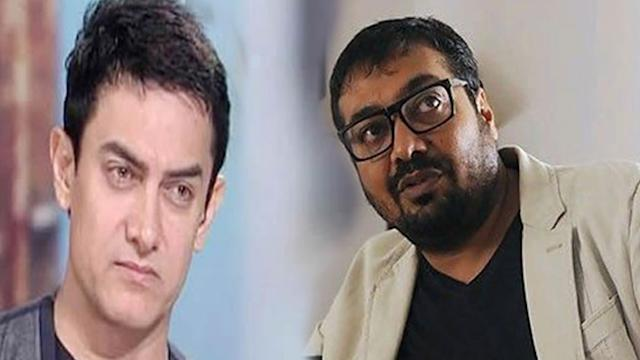 Aamir Khan vs Anurag Kashyap War Heats Up