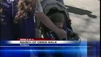 Portland hosts one of eight March of Dimes walks in Maine