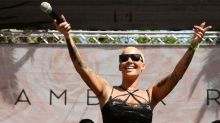 See Which Stars Joined Amber Rose's Slut Walk