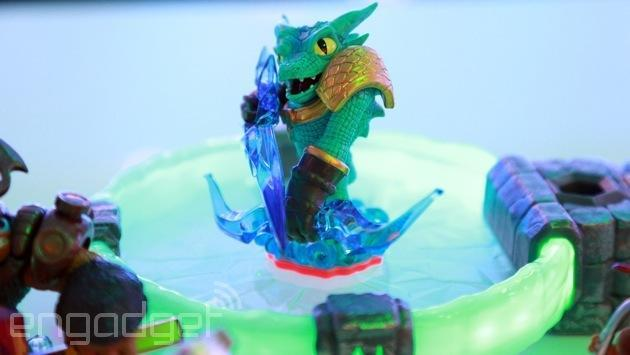 One of Activision's top moneymakers gets a new entry in Skylanders: Trap Team
