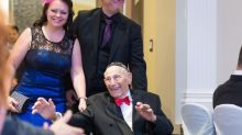 'A hero to me': Family honours 100-year-old WW II vet who died of COVID-19 in Toronto