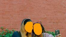 Warum posten junge Frauen verkritzelte Insta-Selfies?