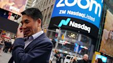 Trending Stock: Zoom shares dip on slowing growth