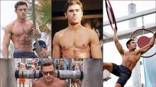 Zac Efron's Shirtless Instagram Photos: Ranked!