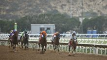 Southern California racetrack cancels races after 15 jockeys, 7 workers test positive for COVID-19