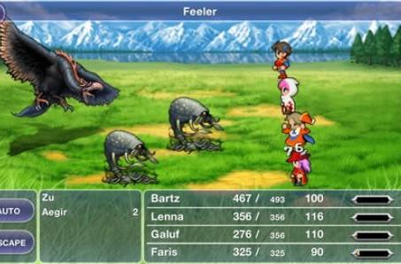PSA: Final Fantasy 5 out now on iOS, priced $15.99
