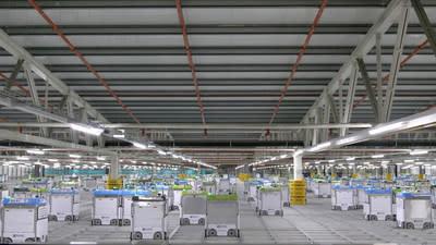 Kroger and Ocado Name Dallas Location of Fifth High-Tech Customer Fulfillment Center