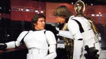 'Star Wars' Turns 40: Dirty Secrets From Trash Compactor Scene