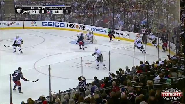 Pittsburgh Penguins at Columbus Blue Jackets - 04/21/2014