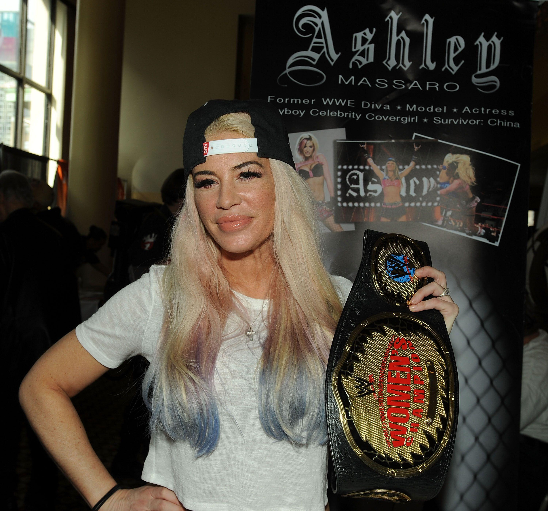 WWE Rocked By Tragic Death Of Ashley Massaro