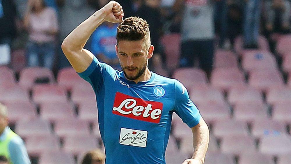 """Naples, Mertens : """"Jouer mal et gagner ? Pour le Scudetto, je signerais tout de suite"""""""