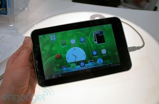 Hands-on with Vivitar's kid-friendly Camelio tablet