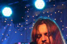 Seether's Shaun Morgan loves getting Infected on his PSP