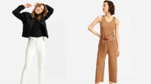 Everlane's Summer Sale is finally here! Here are the best buys at up to 50% off