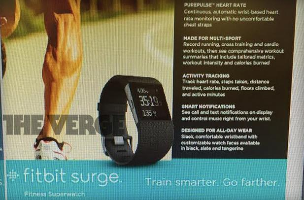 Fitbit's new wearable looks like a watch, crams in GPS and a heart rate monitor
