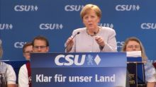 Europe can no longer rely on allies: Merkel