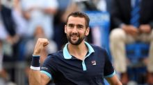 Tennis: Cilic edges past Muller to reach Queen's final